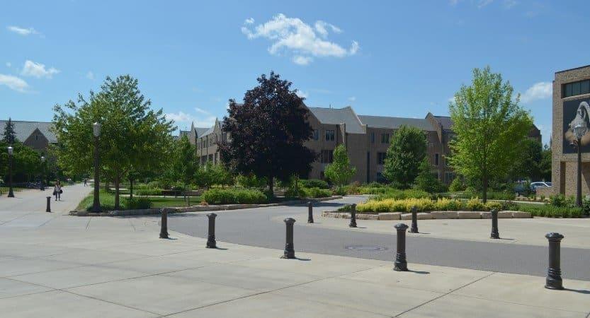 Notre Dame Student Buildings