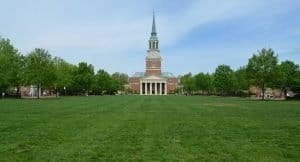 Is Wake Forest a Good School