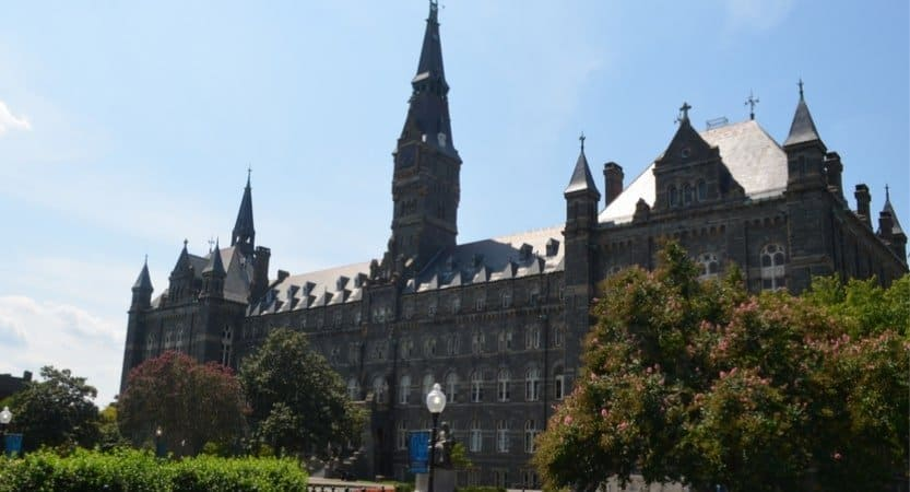 Is Georgetown University a Good School?